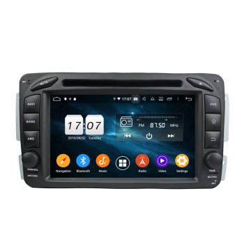 Mercedes Benz C-klass W203 Android Headunit